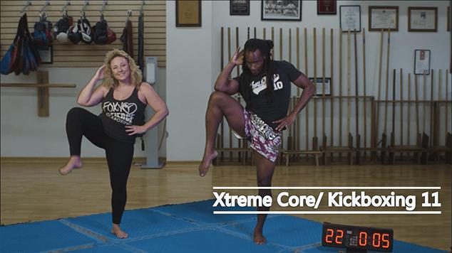 Xtreme Core/ Kickboxing 11