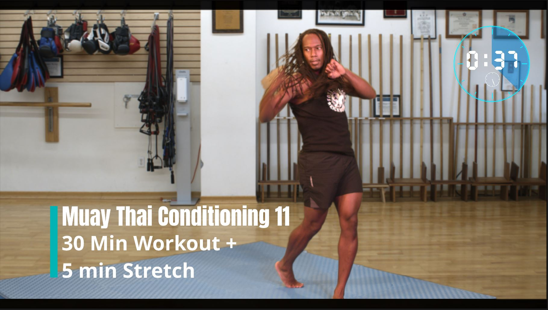 Muay Thai Conditioning 11