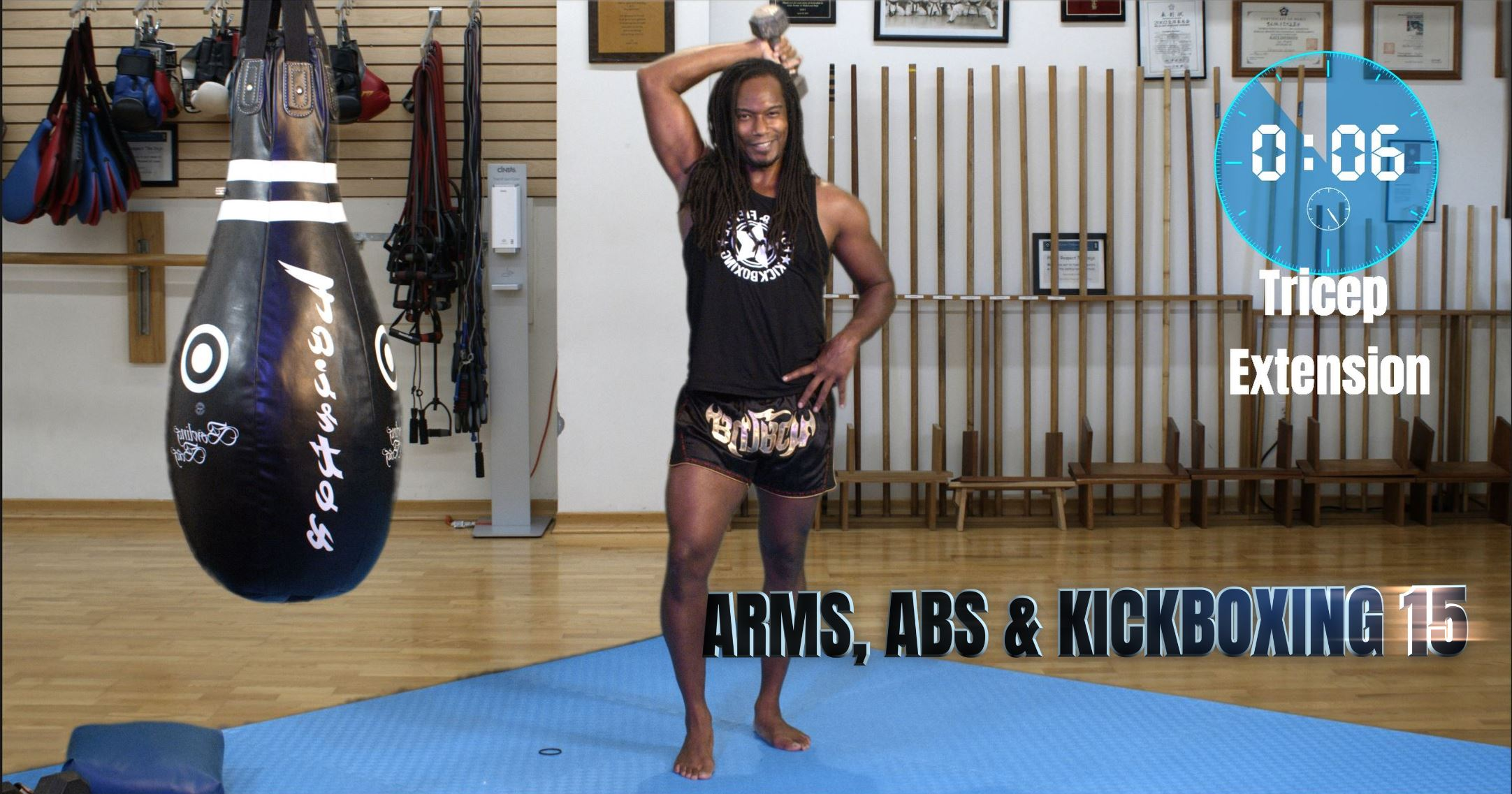 Arms, Abs & Kickboxing 15