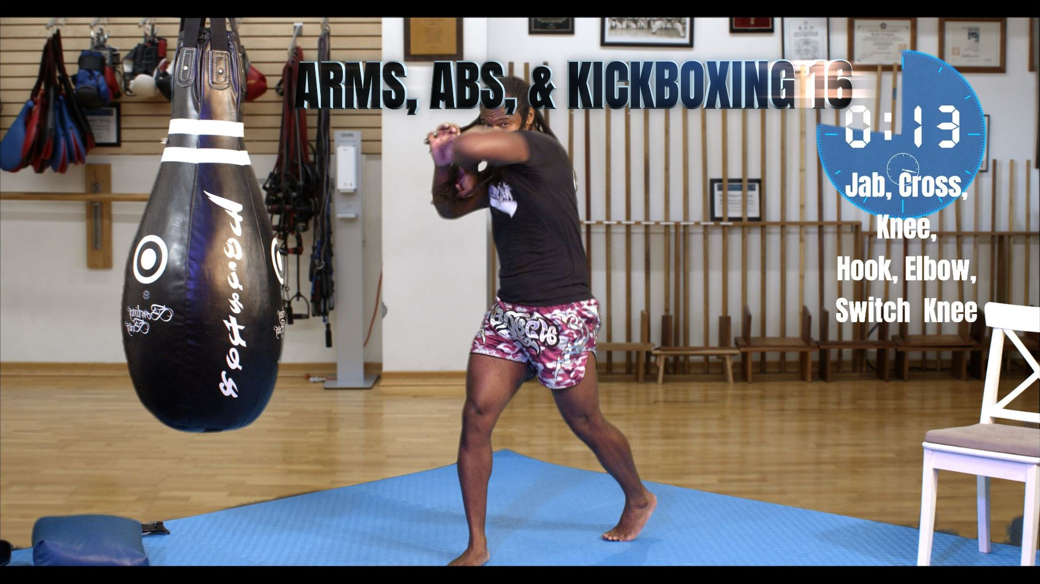 Arms and Abs/ Kickboxing 16