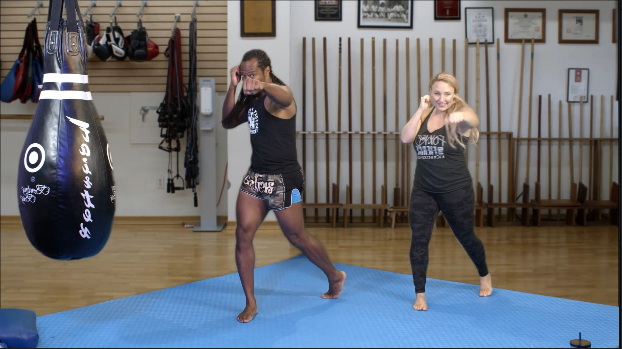 Arms, Abs & Kickboxing 17
