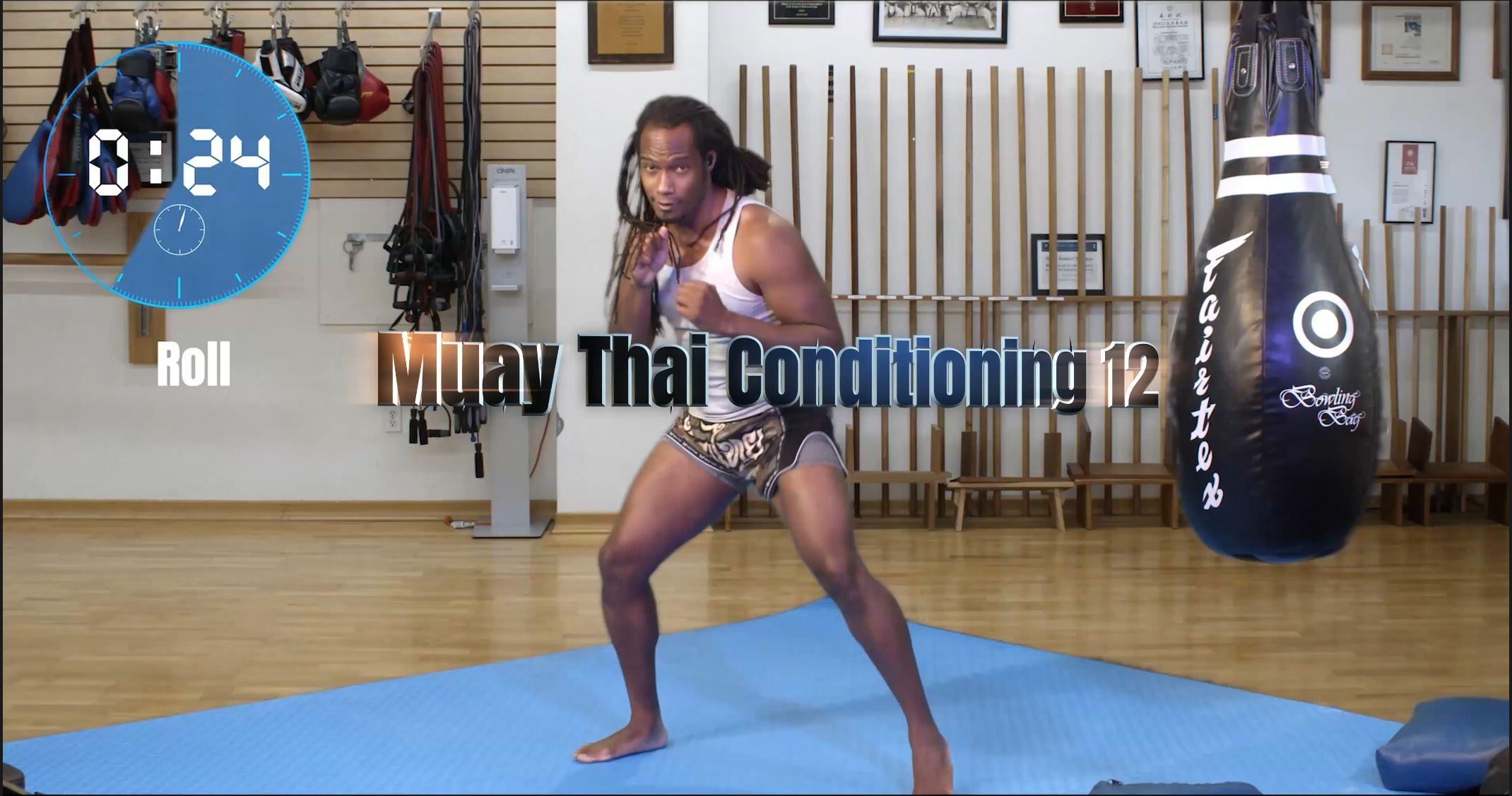 Muay Thai Conditioning 12