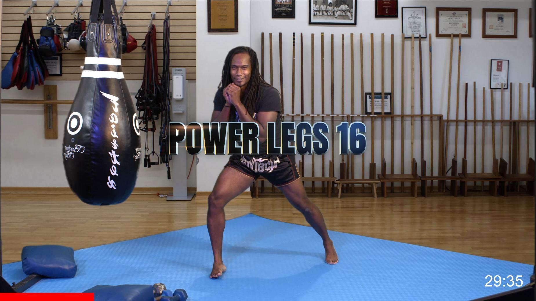 Power Legs 16