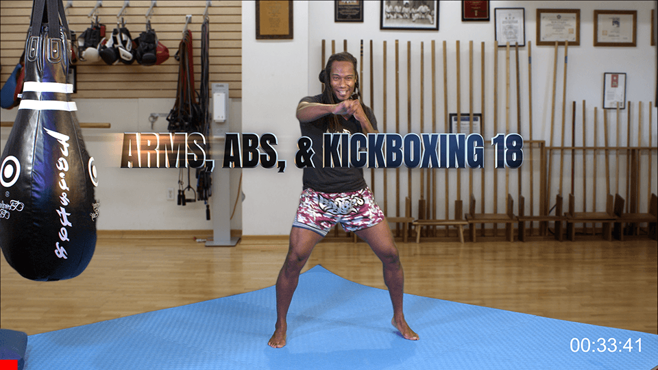 Arms, Abs & Kickboxing 18