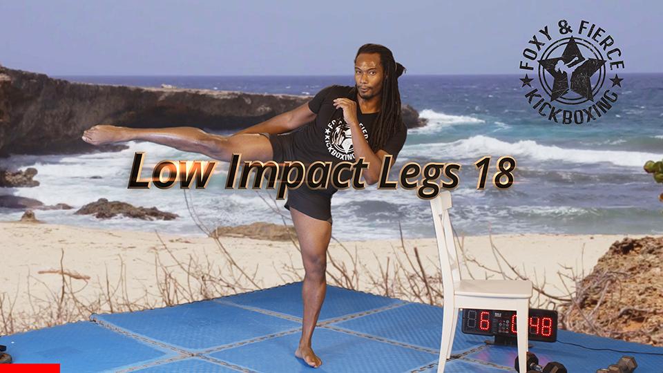 Low Impact Legs 18